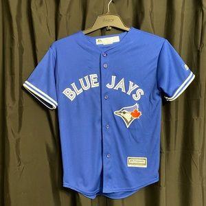 Brand new Blue jays jersey top